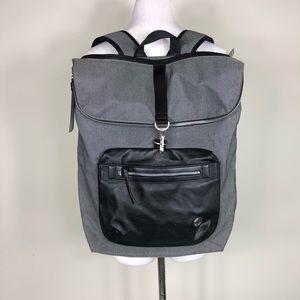 Lululemon Kickin it backpack  gray